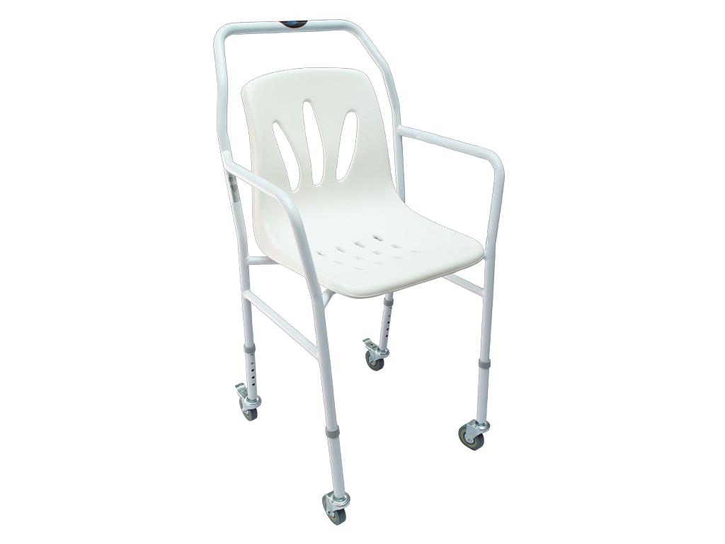 Silla de ducha fabulous silla de ducha y wc rebotec ad for Sillas para ducha